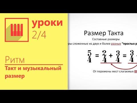 Вопрос: Как посчитать время такта?
