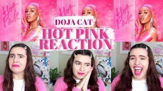 Gambar cover Doja Cat Hot Pink Reaction | The Pink Life