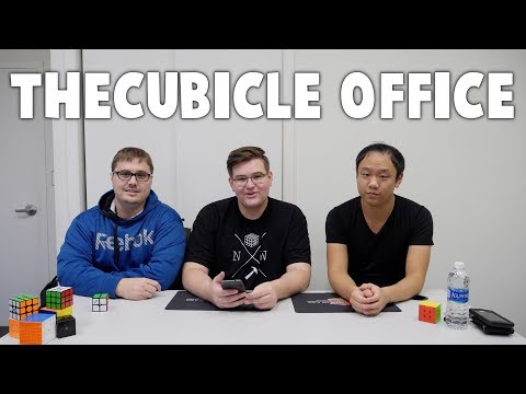 My Trip To TheCubicle's Office In New York!