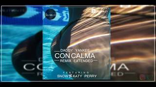 Daddy Yankee Ft. Snow & Katy Perry - Con Calma (Remix Extended) HD 2019 LETRA/LIRYC