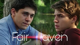 Fair Haven Official Trailer Gay (2017)  Michael Grant Movie