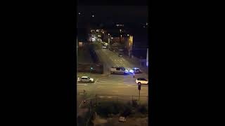 Ambulances Rush to Manchester Arena Following Fatal Attack