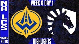 Video GGS vs TL Highlights | NA LCS Summer 2018 Week 6 Day 1 | Golden Guardians vs Team Liquid download MP3, 3GP, MP4, WEBM, AVI, FLV Agustus 2018