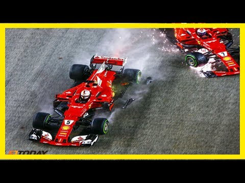 Breaking News | Italian press slams ferrari after singapore 'disaster'