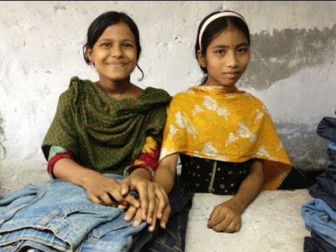 Journalists Find 12-Year-Old Girls Making Old Navy Jeans For Gap in Bangladeshi Factory