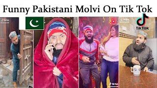Funny Pakistani Molvi in Tik Tok. Tik Tok Videos