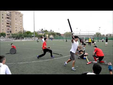 Ciponejos Revolution vs Magnethopollos / III Liga Jugger Murcia