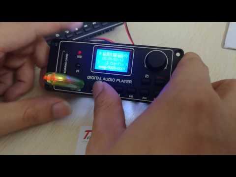 TDM156 MP3 PLAYER MODULE - 20170714