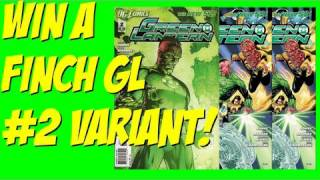 UNBOXING WEDNESDAYS - Episode 050 - Green Lantern #2, Batman and Robin #2, X-Men Regenesis, more!