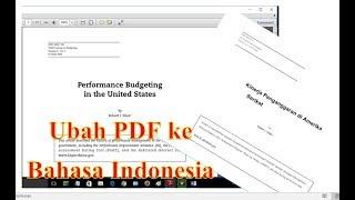 Download Video Cara Terjemah Jurnal PDF ke Bahasa Indonesia MP3 3GP MP4