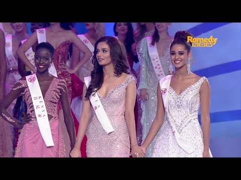 Top Events of the Year 2017 from Beauty Pageants