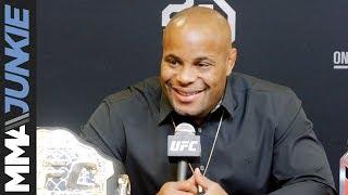 UFC 230: Daniel Cormier post fight press conference