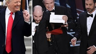 FAIL: The Oscars has All Time Low Ratings in its 89 year History!!!
