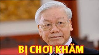 Lộ Diện Kẻ đã chơi khăm và mong muốn Nguyễn Phú Trọng phải c.hết.