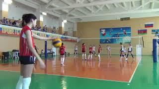 волейбол Краснодар-Курганинск 16.03.2018