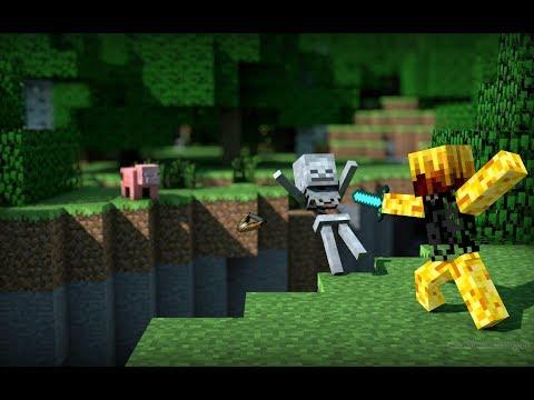 Grito En Minecraft Xbox 360, Info De Granja De Hierro Y Underground Survival Pt2