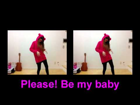 Wonder Girls - Be My Baby ( cover by J.Fla )