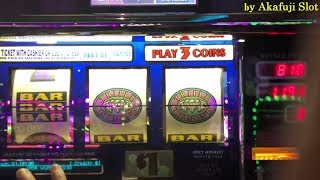 "★LIVE !! SUPER MEGA BIG WIN★Free Play $120/Triple Double Diamond $1Slot ""Continuous BIG WIN"" Akafuji"