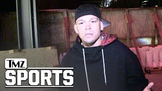 Nate Diaz Rips 'BMF' Belt Critics | TMZ Sports
