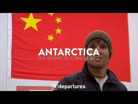 DEPARTURES | S2 E13 | ANTARCTICA | The Antarctic Chinese Base