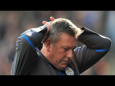 Leicester sack manager Craig Shakespeare
