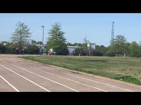 North parkway middle school 4 by 200 meter