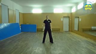 Характерные движения еврейского танца