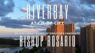 Bishop Angelo Rosario - Riverbay Board of Directors Candidate 2019