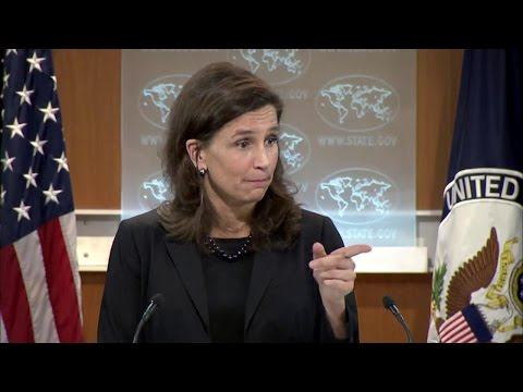Daily Press Briefing - May 10, 2016