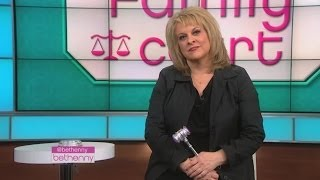 'Judge' Nancy Grace Rules in 'Dissed-Maid vs. Bride'