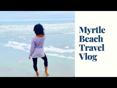 Myrtle Beach Couple Travel Vlog LBeach, Date Night