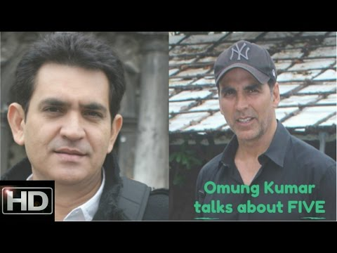 """Director Omung Kumar Speaks About His Next Film """"Five"""" With Akshay Kumar On His Birthday Party"""
