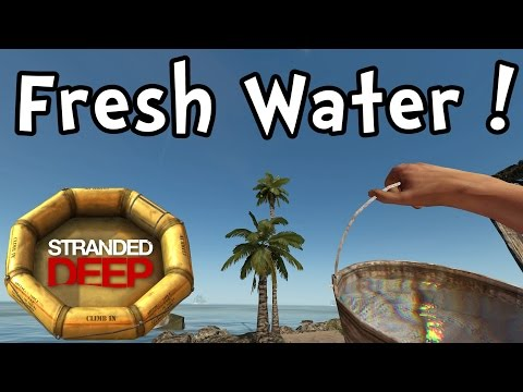"Stranded Deep E09 ""Making Fresh Water!"" (Sandbox Survival 1080p60)"