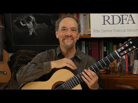 William Kanengiser Guitar