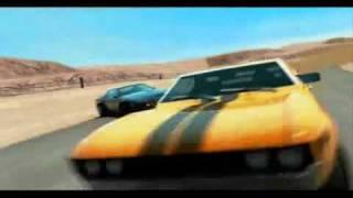 Knight Rider PC Game German Trailer