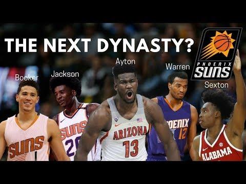 The Next NBA Dynasty!  - Phoenix Suns 2018 Off-Season Analysis