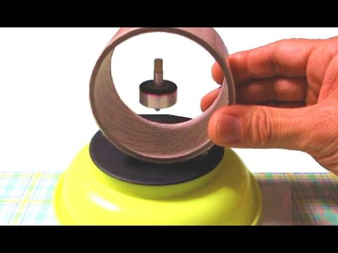 how to make a levitating top
