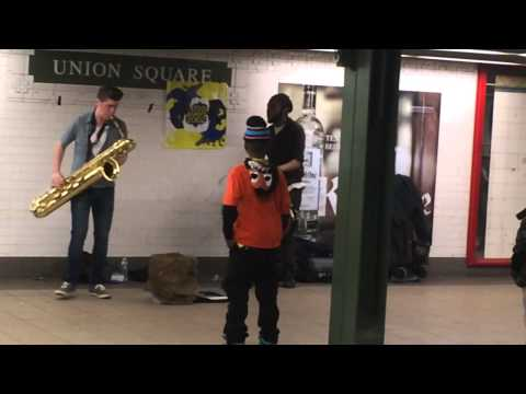 Talented Musicians- Union Square