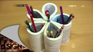 DIY: Table Lamp - dSIGN