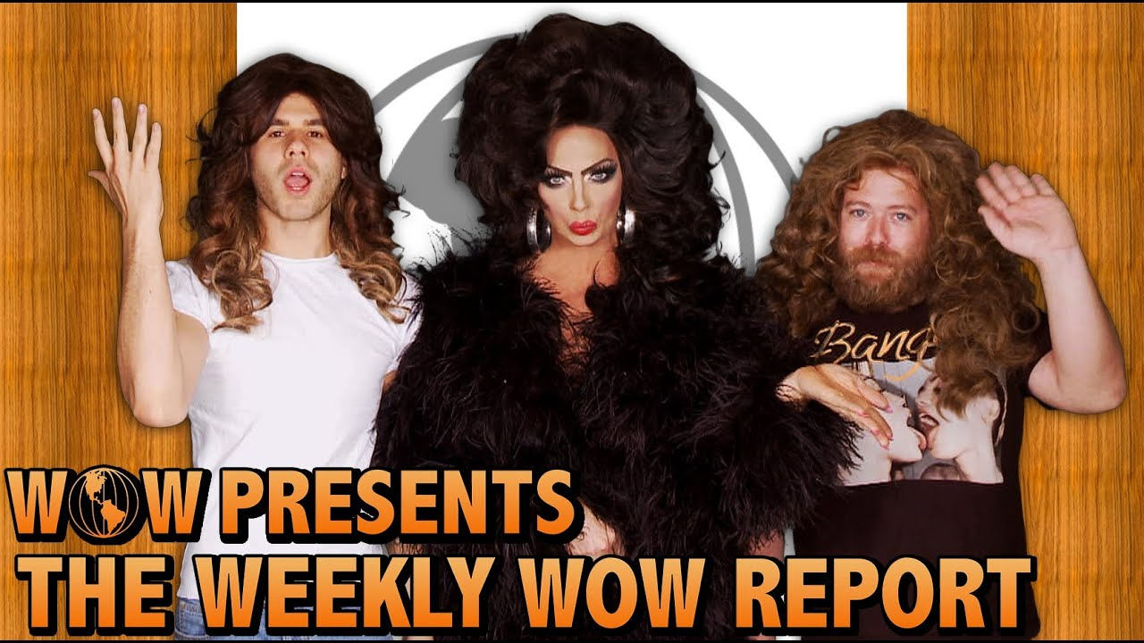 Download WOWPresents the Weekly WOW Report Featuring Alyssa Edwards and Jodie Harsh