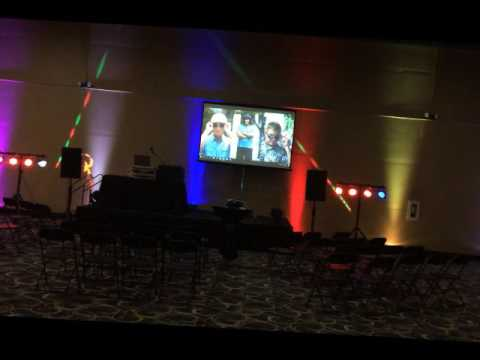 & Simple But Effective LED Stage Lighting Setup Runs By Itself - YouTube azcodes.com