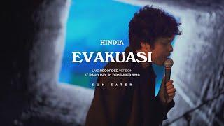Hindia - Evakuasi (Live Recorded Version at Bandung - 2019)