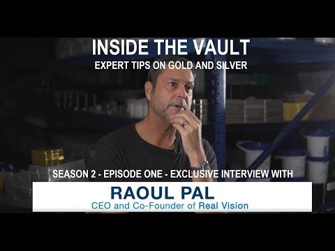Wall Street Veteran Raoul Pal Sounds Recession Alarm and Explains Macroeconomics