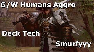 gw humans blitz deck tech modern