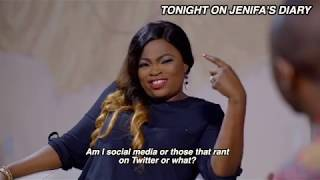 Jenifa's diary Season 11 Ep1 - Now on SceneOneTV App/website (www.sceneone.tv)