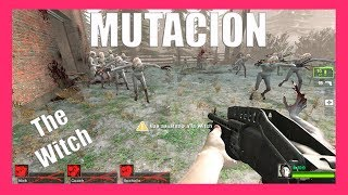 Left 4 Dead 2 Mutación: The Witch (La llorona) - Cold Stream Speedrun NO DAMAGE MEGA EPIC WIN