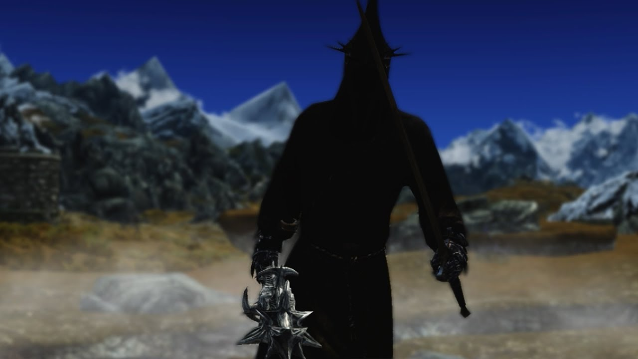 Skyrim Music Mod Lord Of The Rings
