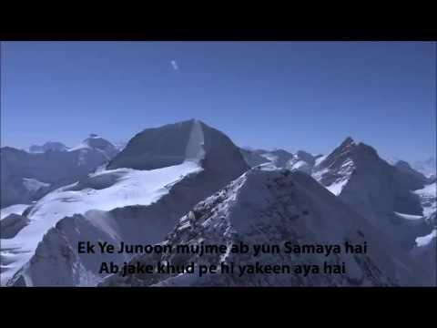 Chhoona Hai Aasman Feat  Ravi Trivedi-An Inspirational song