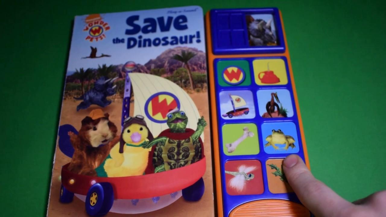 Fischer Wonder Pets Save The Dinosaur Figure Pack