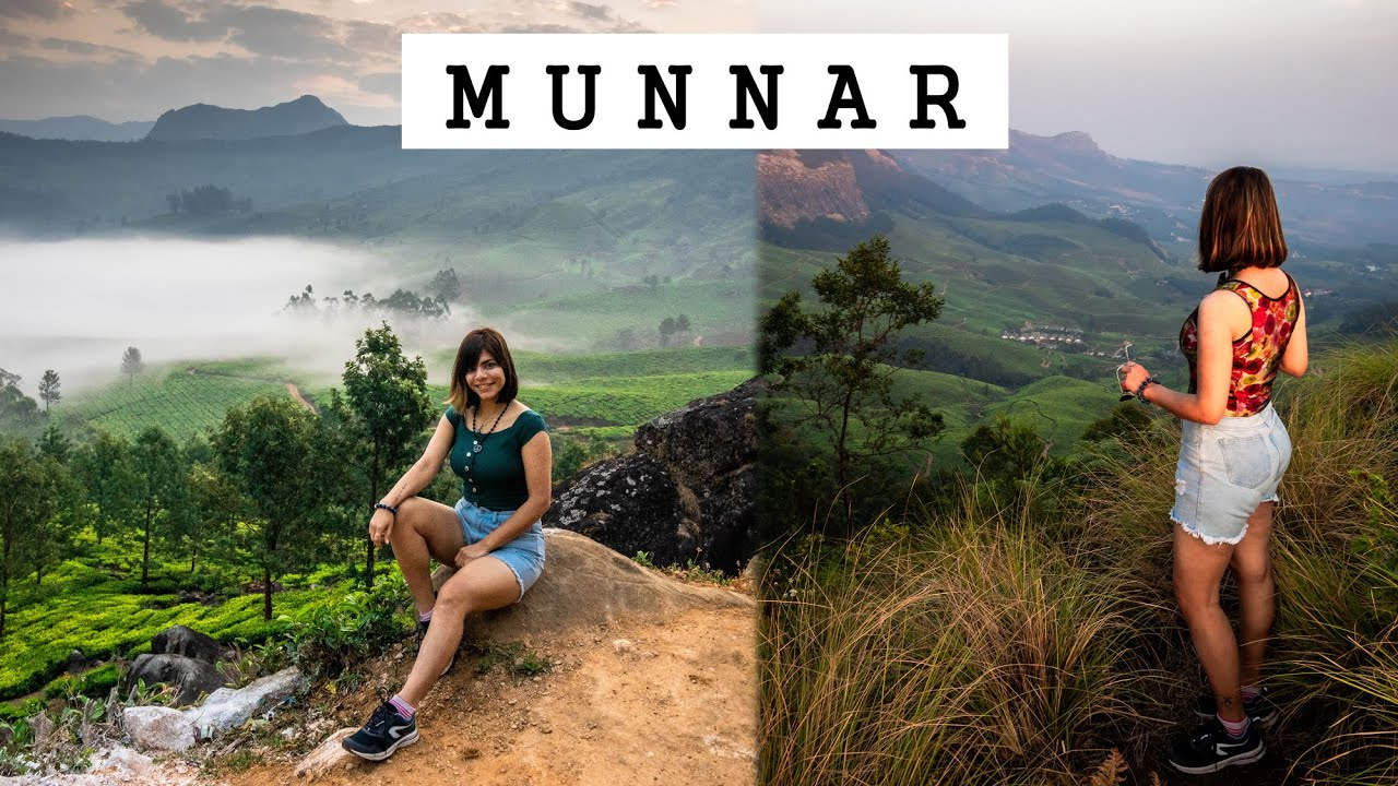 Download Weekend in Munnar, Kerala - Accommodation | Must Visit Places | Sunrise Spots